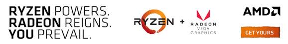 Ryzen Vega APU