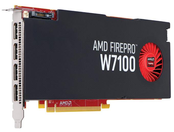 AMD-FirePro-W7100