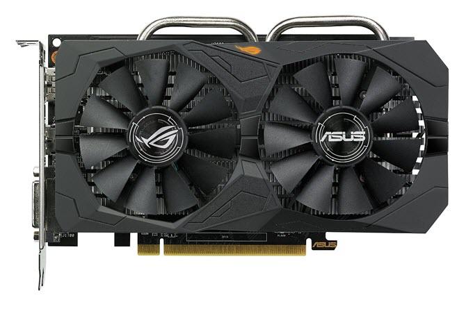 ASUS-ROG-STRIX-Radeon-RX-460-4GB-GDDR5-OC