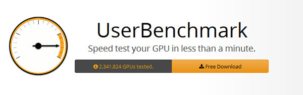 UserBenchmark-GPU