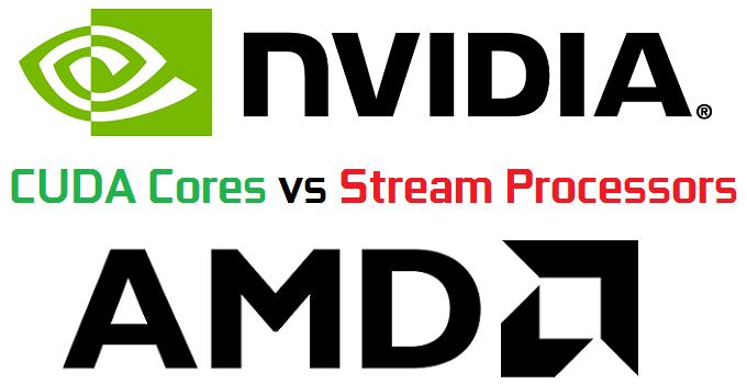 CUDA Cores vs Stream Processors Explained