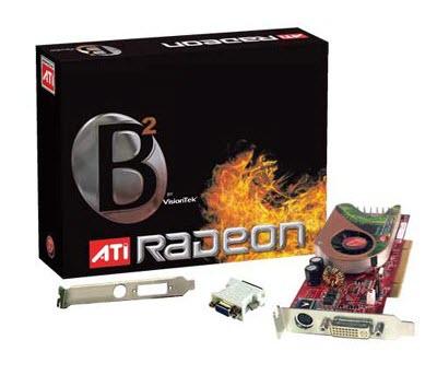 ATI Radeon X1300 256MB DDR2 PCI Graphics Card