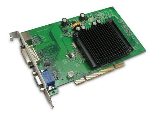 EVGA GeForce 6200 512 MB DDR2 PCI