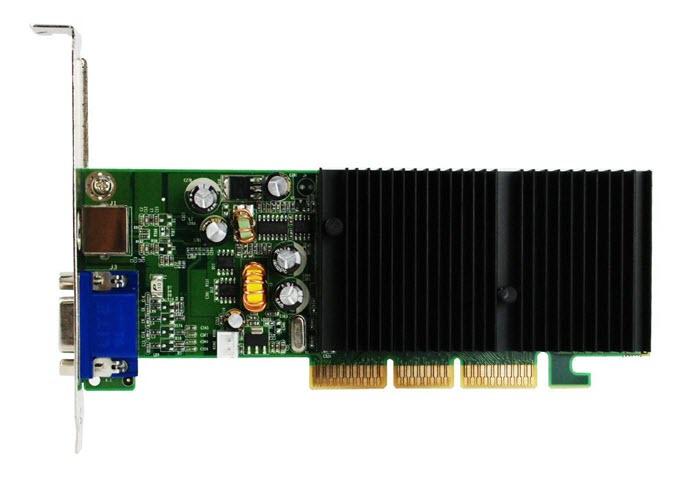 EVGA Geforce FX 5200 AGP Video Card