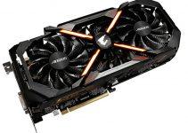 GeForce GTX 1080 AORUS xtreme edition 8G