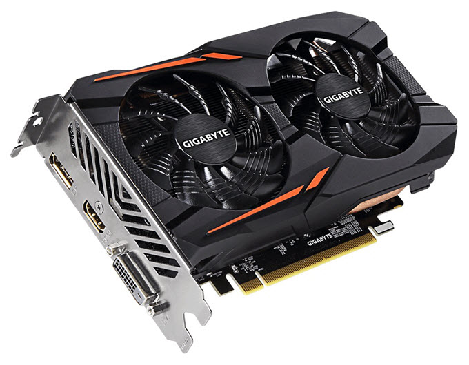 Gigabyte Radeon RX 560 Gaming OC 2GB GDDR5