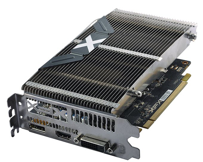 XFX Radeon RX 460 2GB GDDR5 Heatsink (RX-460P2HFG5)
