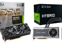 EVGA GAMING, SC, SSC, FTW, Hybrid & HC Graphics Cards Explained