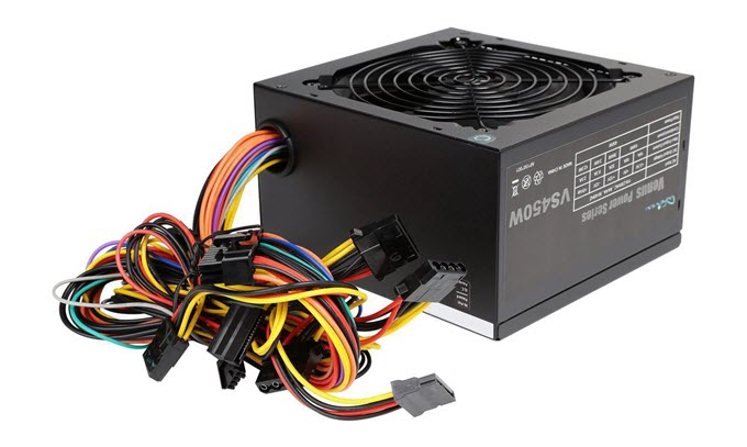 Apevia ATX-VS450W 450W Power Supply
