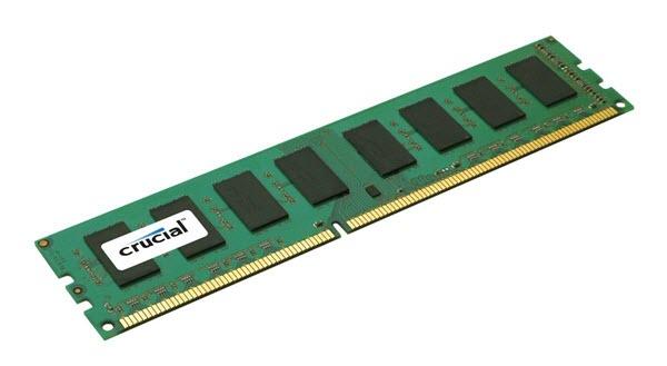 Crucial 2GB DDR3 RAM