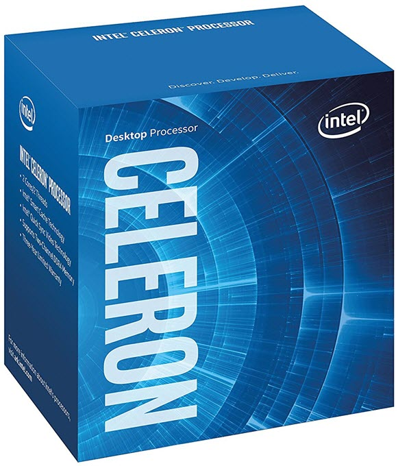 Intel Celeron G3930 Processor