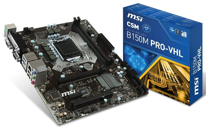 MSI-B150M-PRO-VHL-Motherboard