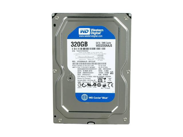 Western Digital Caviar Blue 320GB OEM HDD