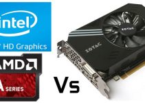 integrated graphics vs graphics card