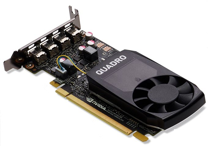 Nvidia's New Pascal based Quadro Graphics Cards for 2018