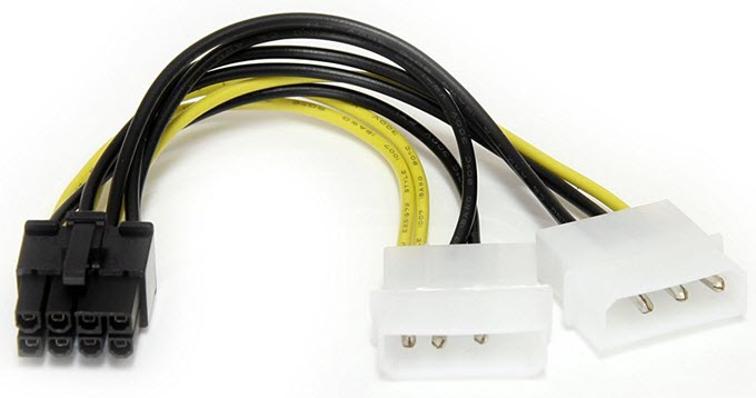 4pin-molex-to-8pin-pcie-power-adapter-cable