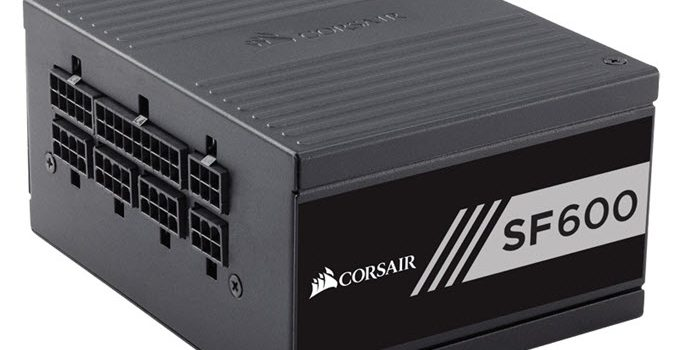 Corsair SF600 SFX PSU