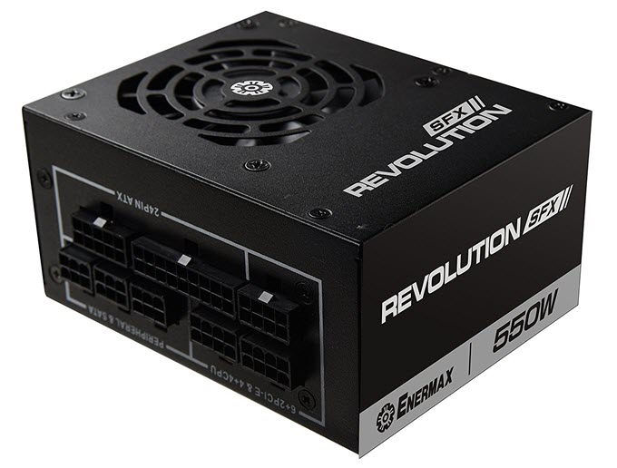 Enermax Revolution SFX 550W 80 PLUS Gold