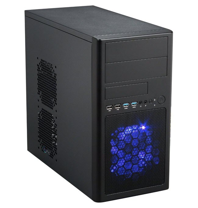Rosewill LINE-M Micro-ATX Mini Tower Case