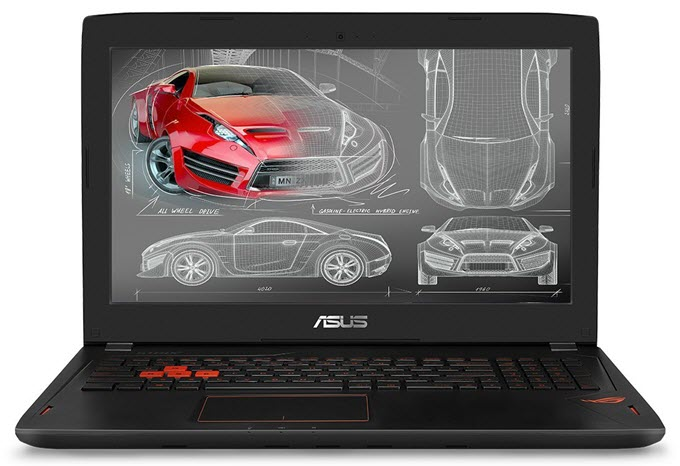 ASUS ROG GL502VS-DB71 Gaming Laptop