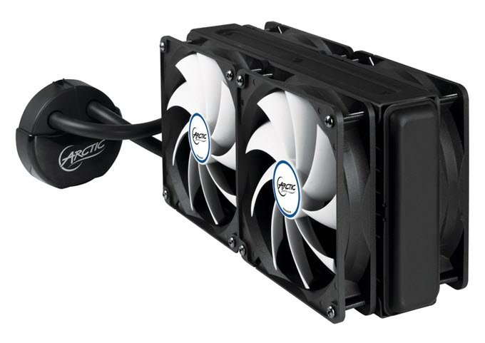 Arctic Liquid Freezer 240 CPU Water Cooler