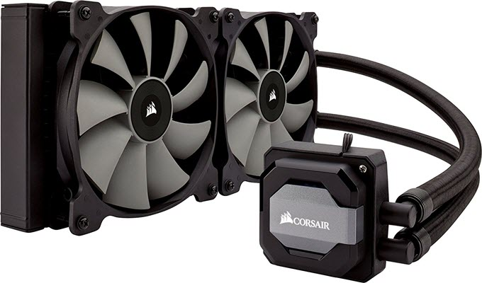 Corsair Hydro Series H110i Extreme Performance Liquid CPU Cooler