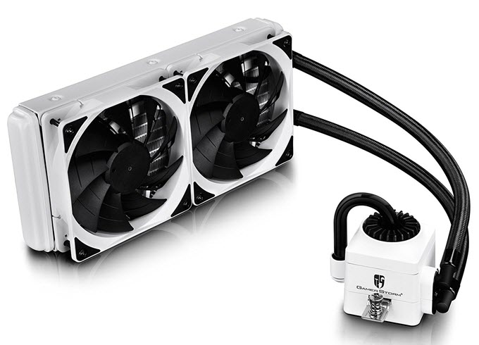 Deepcool CAPTAIN 240 EX GAMER STORM CPU Liquid Cooler