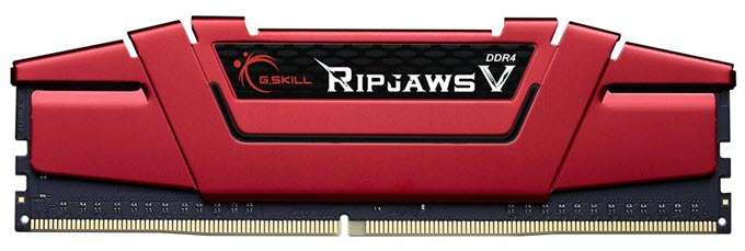 G.SKILL Ripjaws V Series DDR4 RAM