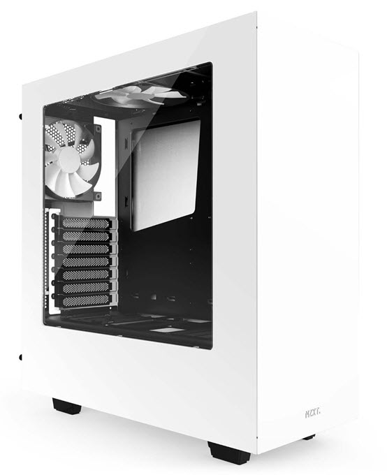 NZXT S340 Mid Tower Computer Case