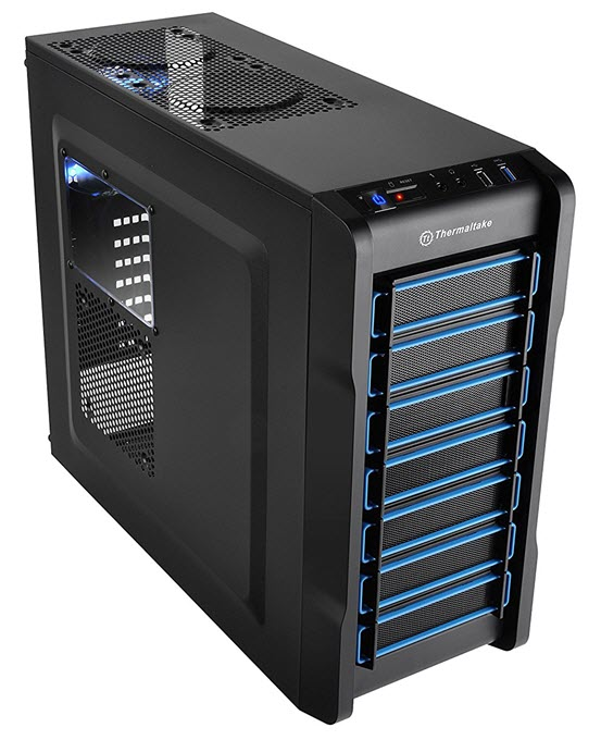 Thermaltake CHASER A21 Mid Tower Case