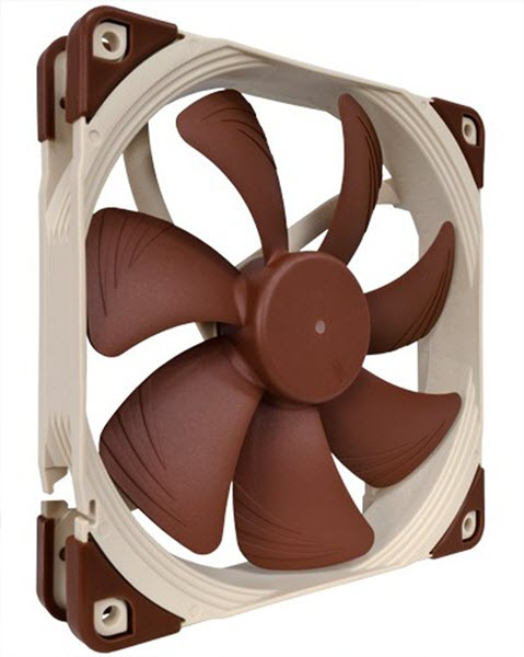 Noctua-NF-A14-FLX-140mm-Case-Fan