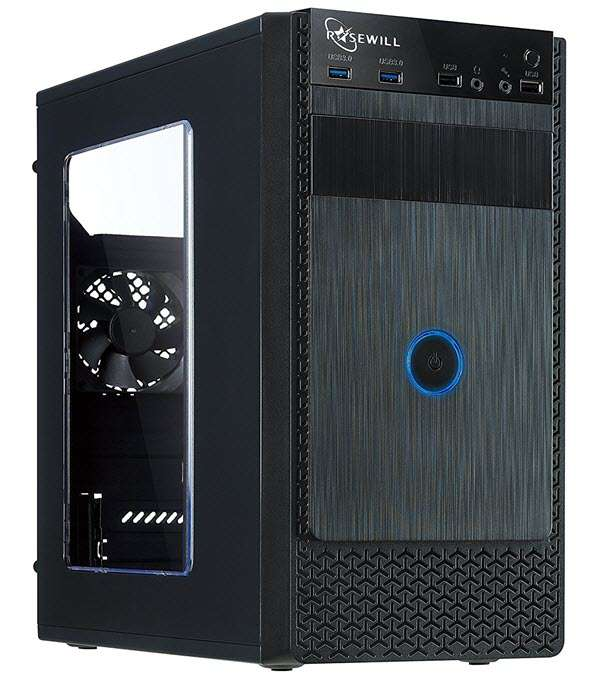 Rosewill-FBM-X1-Mini-Tower-Case