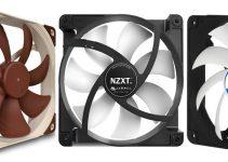 Best Case Fan for PC Cooling [80mm, 120mm & 140mm Fans]