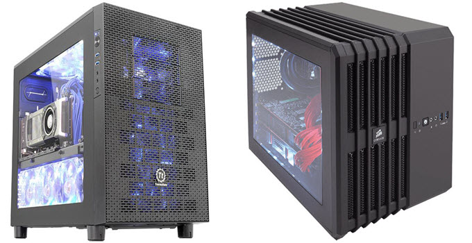 Best Micro Atx And Atx Cube Case For Gaming Pc Amp Htpc In 2018