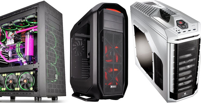 Best Full-Tower Case for Building Ultimate Gaming PC in 2021