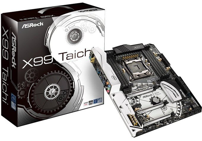 ASRock-X99-Taichi-Motherboard