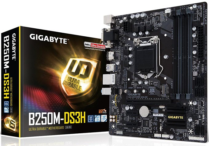 Gigabyte-GA-B250M-DS3H-Motherboard
