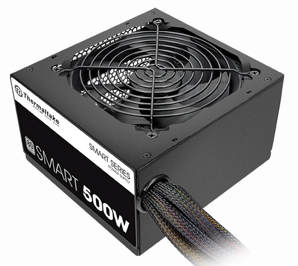 Thermaltake-SMART-500W-Continuous-Power-PSU