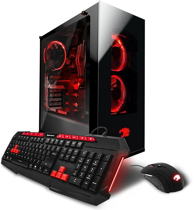 iBUYPower-gaming-desktop