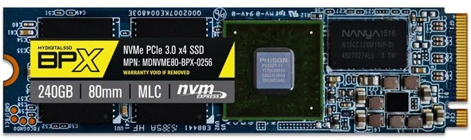 MyDigitalSSD-BPX-NVMe-MLC-M.2-2280-SSD-240GB
