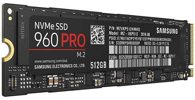Samsung-960-PRO-NVMe-M.2-SSD-512GB
