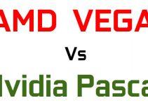 AMD Vega vs Nvidia Pascal GPU Architecture Comparison