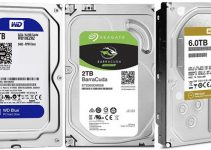 Best Internal Hard Drive for PC, NAS & Server [3.5-inch SATA HDD]