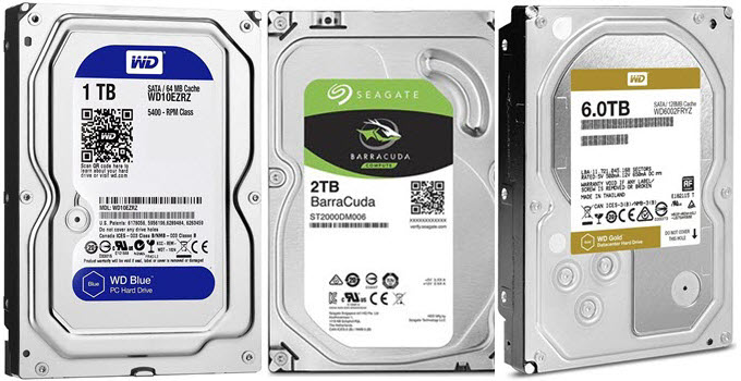 Best Internal Hard Drive For Pc Nas Server 3 5 Inch Sata Hdd