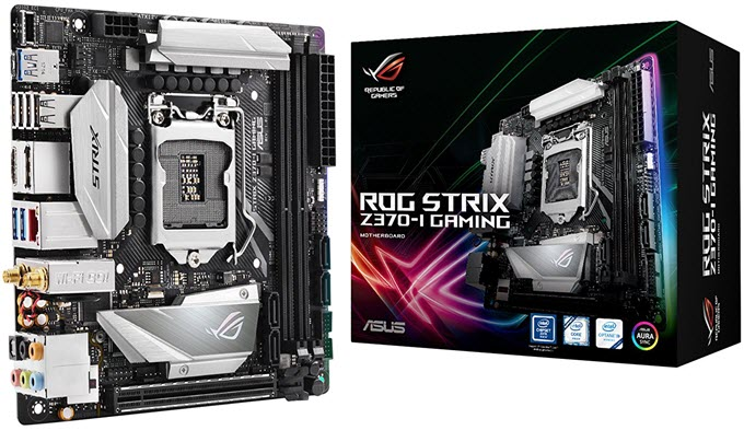 ASUS-ROG-STRIX-Z370-I-GAMING-Mini-ITX-Motherboard