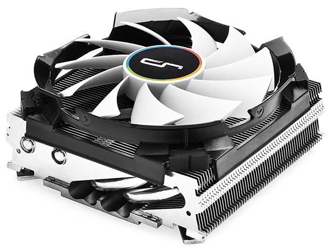 Best Low Profile CPU Cooler for SFF Mini-ITX PC or HTPC in 2019