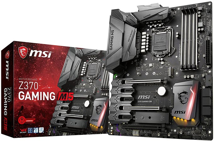 MSI-Z370-GAMING-M5-Motherboard