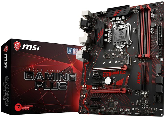 MSI-Z370-GAMING-PLUS-Motherboard