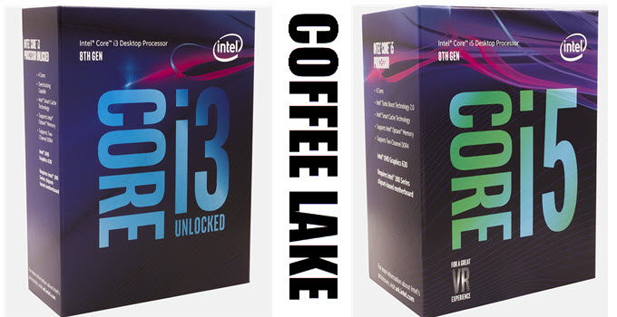 Best Budget Coffee Lake Processor for Gaming & Work [Intel 8th Gen CPU]