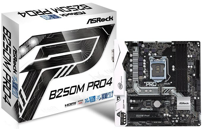 ASRock-B250M-Pro4-Motherboard